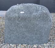 Schweich flodsten slebet med julerose - 60x60 cm. Pris 5500kr