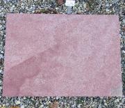 Sandsten rød - 70x50 cm. Pris 4400 kr