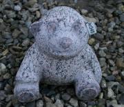 Lille bamse 16 x 18 cm Pris 345 kr
