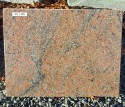 Multicolor rosso poleret - 40x31 cm. Pris 1980kr