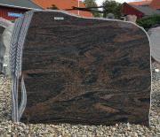 Halmstad pol. med kornakse 80 x 70 cm Pris 10900 kr.